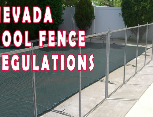 Nevada Swimming Pool Fence Regulations