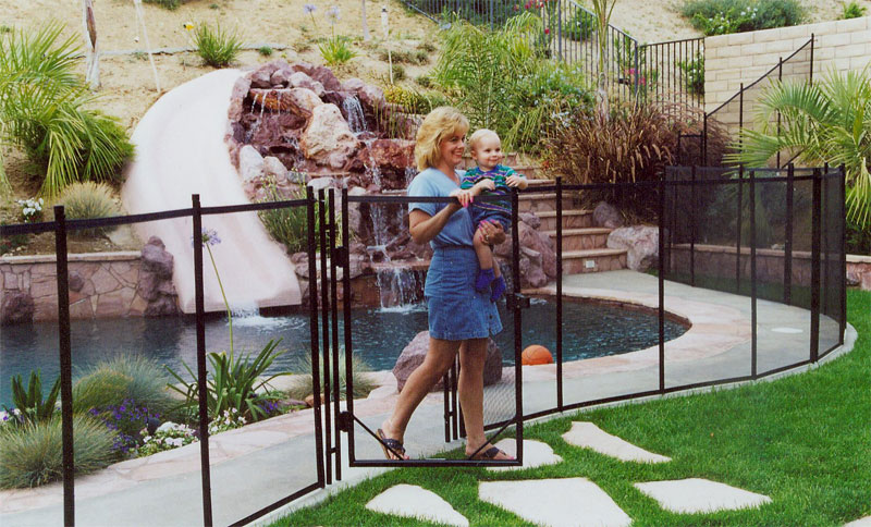 Original Pool Fencing