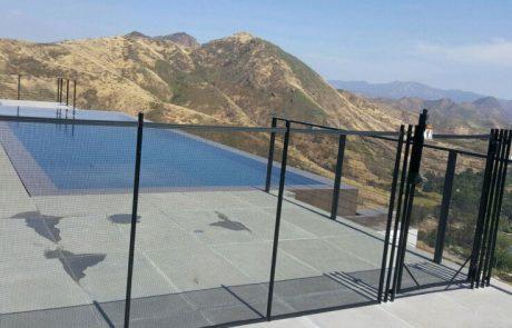 Mountain Pool Fence