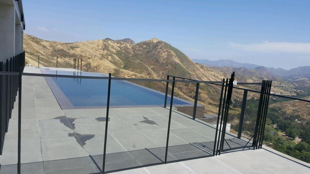 Moapa Valley Pool Fence