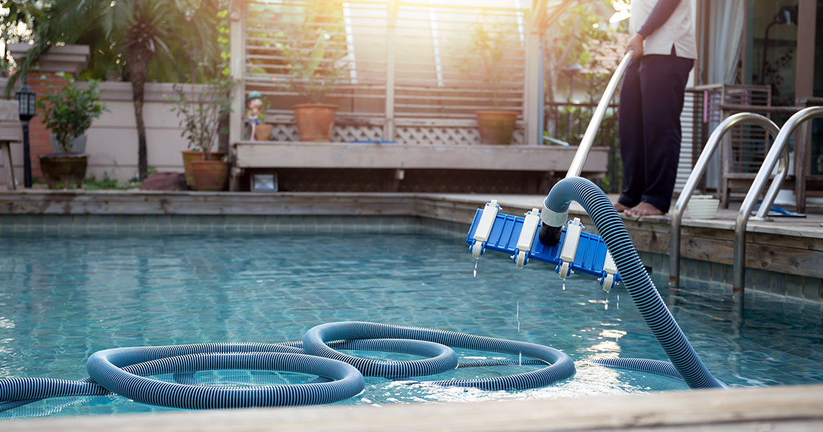 6 Essential Supplies For Pool Maintenance